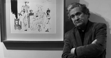"""Omar Lara: """"La poesía es la interrogación absoluta y cada esfuerzo un peldaño para entender ese misterio"""""""