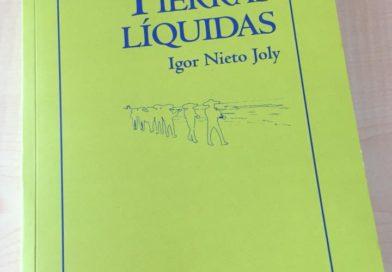 Lanzamiento del libro de Igor Nieto Joly, Tierras Húmedas