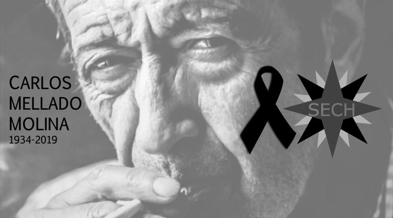 Hasta siempre, Carlos Mellado Molina (1934-2019)
