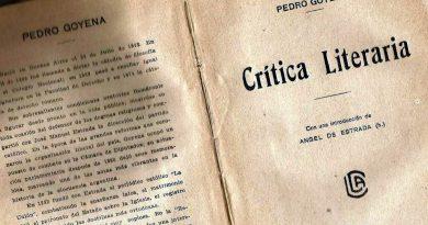 """""""Situación de la crítica literaria en Chile"""", por Miguel de Loyola"""
