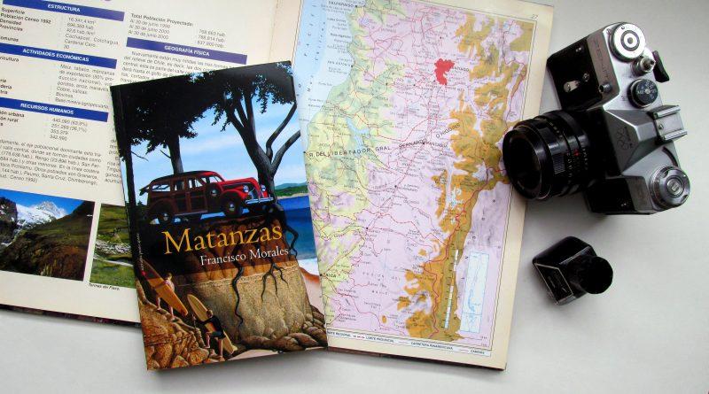 «Matanzas», de Francisco Morales: Un neopolicial inusitado
