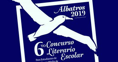 "Nómina de ganadores del 6º Concurso Literario Escolar ""Albatros"" 2019"