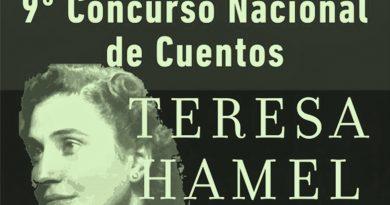 Acta del jurado del 9° Concurso de Cuentos Teresa Hamel 2019