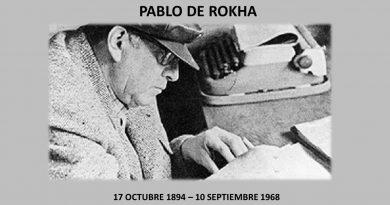 CARA Y SELLO DE PABLO DE ROKHA