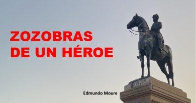 ZOZOBRAS DE UN HÉROE