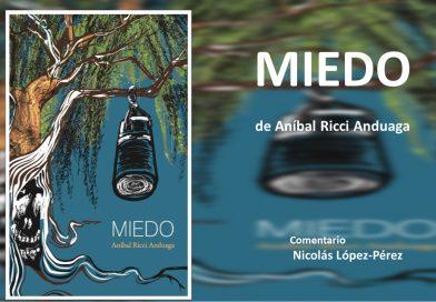 Novela «Miedo», de Aníbal Ricci