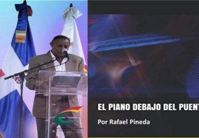DESDE EL ORIENTE.     EL PIANO DEBAJO DEL PUENTE: LA CONTINUIDAD POÉTICA DE SALVADOR SANTANA