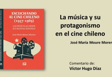 La música y su protagonismo en el cine chileno