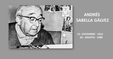 HACIA… el periodista Andrés Sabella